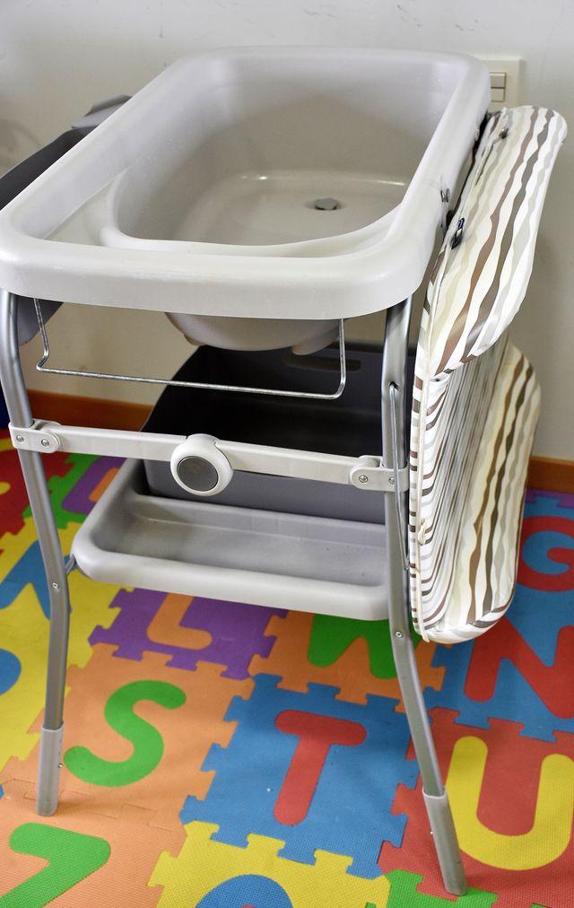 Chicco: Bañera cambiador compacta 2 en 1