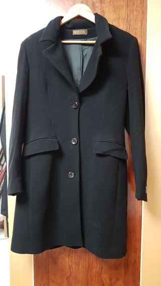 abrigo de paño