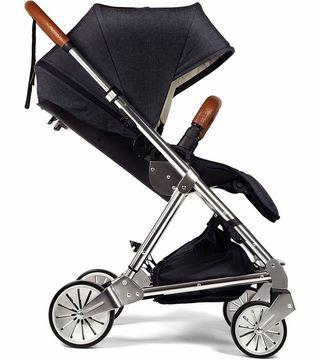 Coche de paseo + capazo bebes