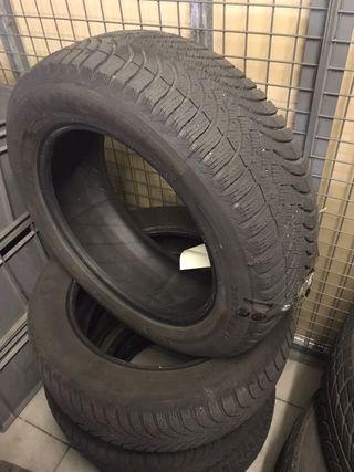 Neumáticos invierno
