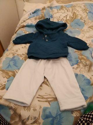 ropa de bebé chandal