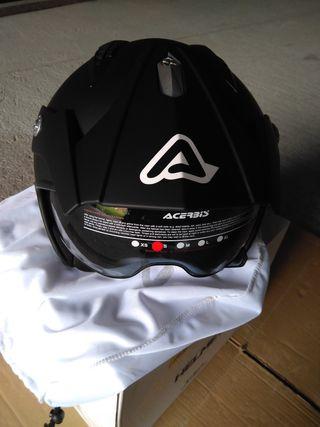 casco de trial acerbis