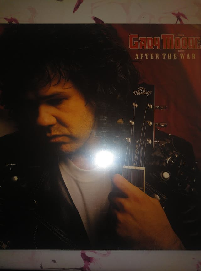 "Gary Moore ""After the war"" vinilo"