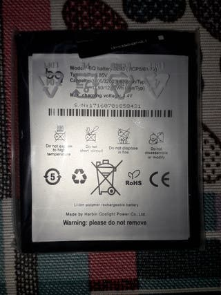 bateria movil bq