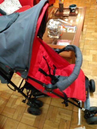 silla de paseo marca nurse star