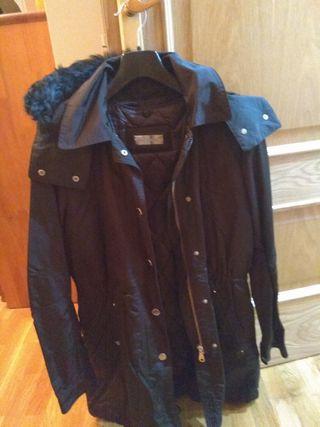chaqueta para el agua Massimo Dutti