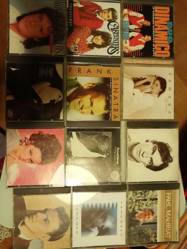 cd's de música
