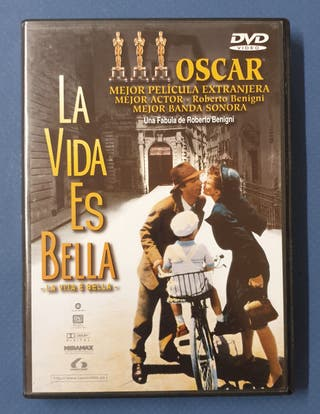DVD - La vida es bella