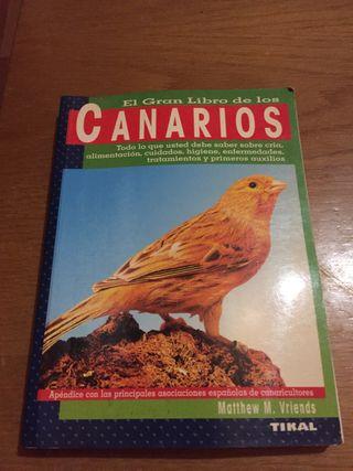 Gran libro de los canarios