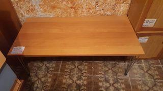 mesa de café de diseño de madera