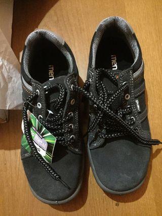 Zapatillas de seguridad talla 40