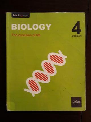 Libro de Biology