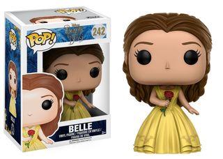 Figura Funko Pop La Bella con rosa - La Bella y L