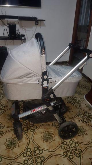 coche 3 piezas bebé nurse