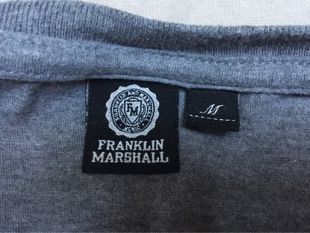 Camiseta chica Franklin Marshall