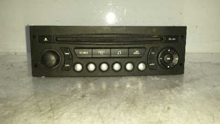 180350 Sistema audio / radio cd 2006 A2C53257135