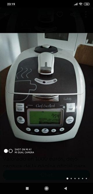 Robot de cocina Chef Excellent