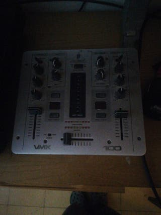 VMX 100 mixer 2 channel