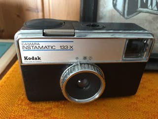 Colección máquinas de fotos antiguas