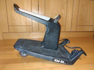 patinete asiento kid-sit para cochecito