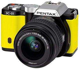 camara reflex pentax K01