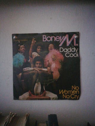 Boney M/ Daddy Cool vinilo original.