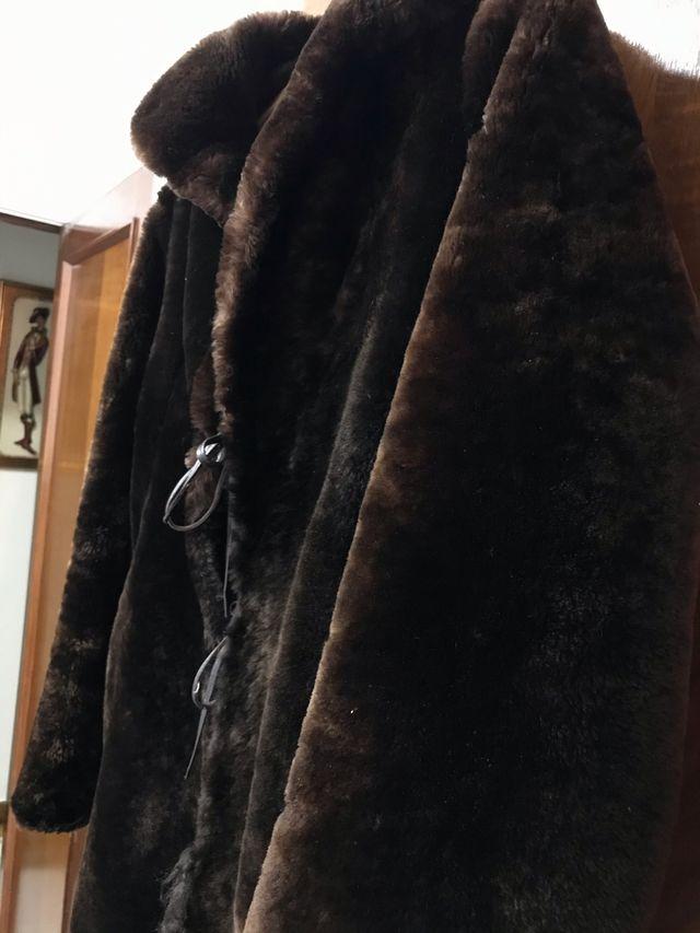 Abrigo piel mouton