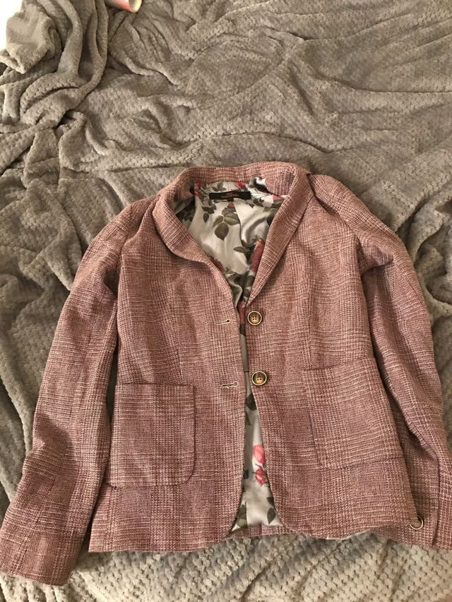 next pink jacket size 6