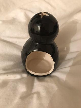 new t-light holder penguin