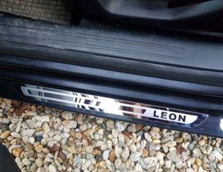 Embellecedores Seat León