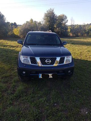 Nissan Pathfinder 2006 con todos los extras