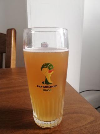 Vaso Mundial Brasil 2014
