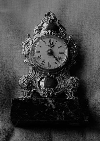 Reloj plata Pedro Durán