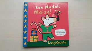 Libro 3D Bon Nadal, Maisy!. Lucy Cousins.
