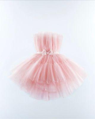 Robe/Vestido de Tul giambattista valli x H&M