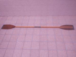 remo canoa desmontable