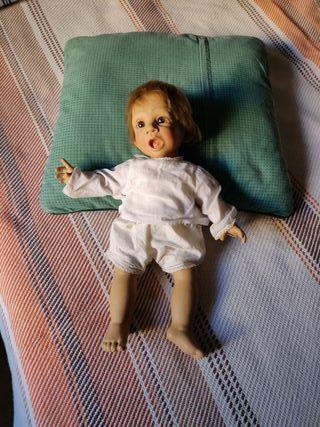 muñeco, muñeca de colección