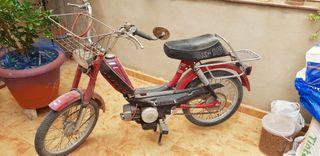 Motocicleta Puch X 10