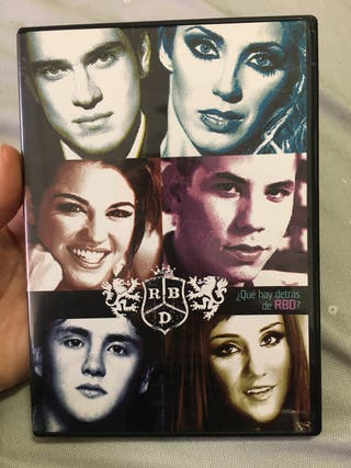 "Rebelde ""documental"""