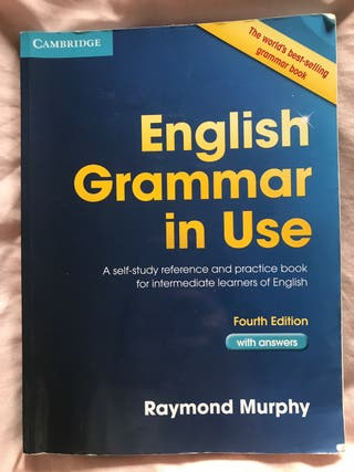 Libro Gramática Ingles