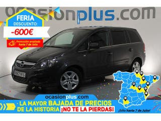 Opel Zafira 1.7 CDTI Enjoy Plus 7 Plazas 92 kW (125 CV)