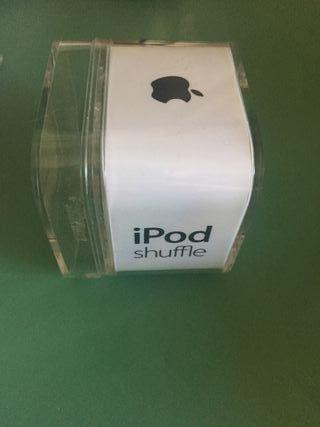 Caja Ipod Shuffe Original