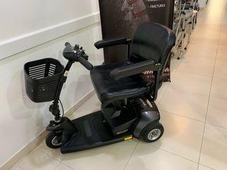 Scooter 3 ruedas go-go megacompacto