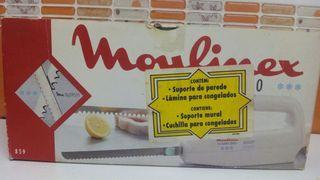 cuchillo eléctrico Moulinex