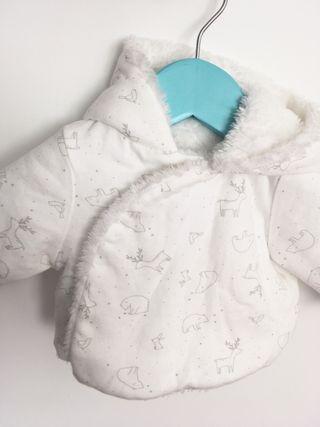 Abrigo recién nacido