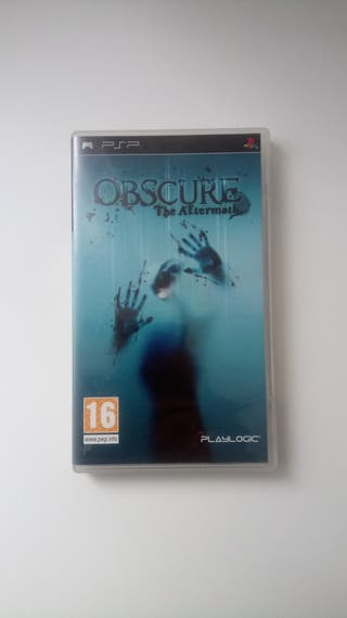 obscure 2 psp