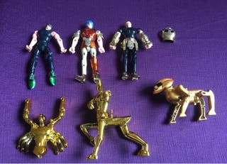 Caballeros del zodiaco vintage piezas