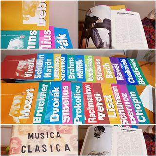 Colección musica clásica 72 cds