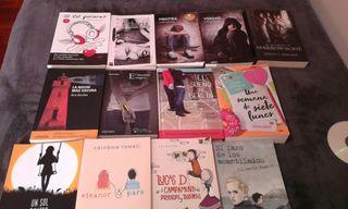 Novela juvenil....para los adolescentes de la casa