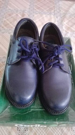 zapato vestir niño